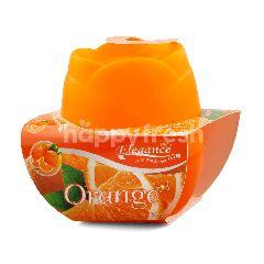 เอเลแกนซ์ เจลหอมปรับอากาศ กลิ่นส้ม