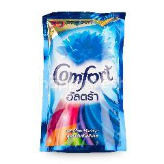 คอมฟอร์ท น้ำยาปรับผ้านุ่ม สูตรเข้มข้นพิเศษ อัลตร้า สีฟ้า 650 มล.