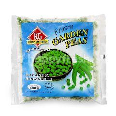 KG Frozen Garden Peas