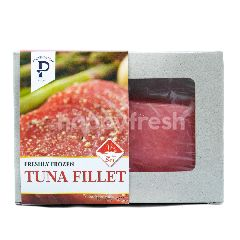 Pacificatch Fillet Ikan Tuna Beku Segar