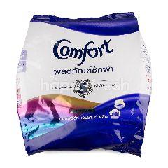 คอมฟอร์ท ซักผ้าชนิดผงสูตรเข้มข้นเอนชานท์คลีนสีม่วง 2400 กรัม