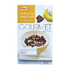 Briiggen Sereal Muesli Renyah Cokelat Pisang dan Yogurt