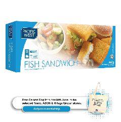 Pacific West Fish Sandwich