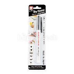 ซากุระ ปากกา มายเนม ลายเส้น 1.0 มม. สีดำ