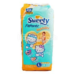 Sweety FitPantz L (28 buah)
