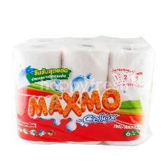 เซลล็อกซ์ แม็กซ์โม่ กระดาษอเนกประสงค์แบบแผ่น (6 ห่อ)