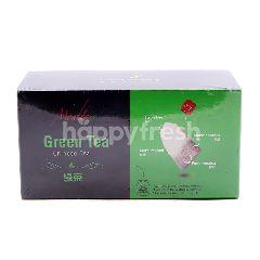 Montea China Green Tea (25 Individually Wrapped Tea Bags)