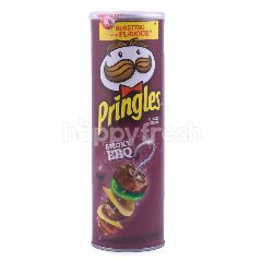 Pringles Keripik Kentang Rasa Barbeque Asap