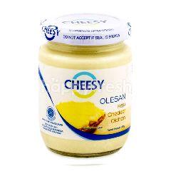 Cheesy Keju Cheddar Olahan