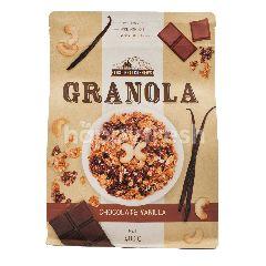 East Bali Cashews Granola Rasa Cokelat Vanila