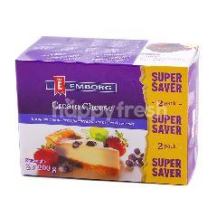 Emborg Twin Pack Cream Cheese