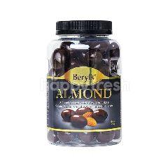Beryl's Almond Coated Dark Chocolate