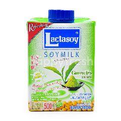 Lactasoy Soy Milk Green Tea Flavour