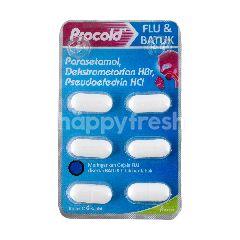Procold Flu dan Batuk Tablet