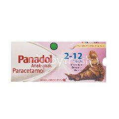 Panadol Tablet Kunyah Anak Rasa Ceri