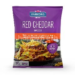 Emborg Shredded Red Cheddar Cheese