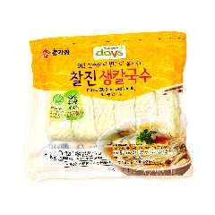 Chongga Days Kalguksu (Chopped Noodle)