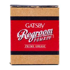 Gatsby Regroom Pomade