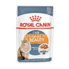 โรยัล คานิน อาหารแมวแบบเปียก สูตรบำรุงขนและผิวหนัง A01-309-55(O/R)