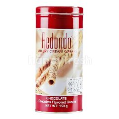 รีดอนโด้ เวเฟอร์สอดไส้ครีมรสช็อกโกแลต