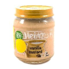 Heinz Custard Bayi Vanila 6+ Bulan