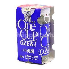 Ozaki One Cup Extra Sake