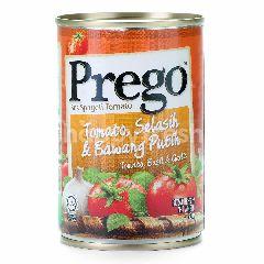 PREGO Tomato Spaghetti Sauce With Tomato,Basil & Garlic