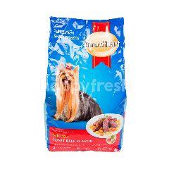 สมาร์ทฮาร์ท รสเนื้ออบ สำหรับสุนัขพันธุ์เล็ก