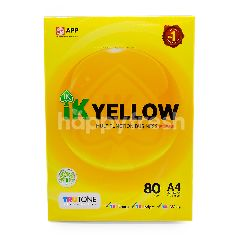 App Ik Yellow A4 80GSM