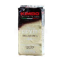 Kimbo Kitchen Espresso Italiano Aroma Gold 100% Arabica Coffee