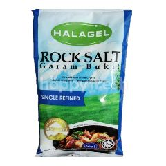 HALAGEL Regular Single Refined Rock Salt