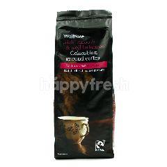 Waitrose Colombian Ground Coffee Medium Roast Strength 3