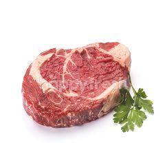 ออสเอ เนื้อสเต๊กวัวแองกัส จีเอช ส่วนสันแหลม