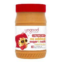 Yogood Peanut Butter - Crunchy