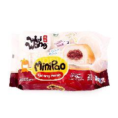 Wei Wang Pao Mini Isi Kacang Merah