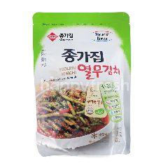 Chongga Yeolmu Kimchi