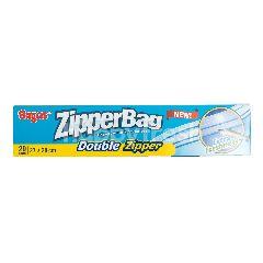 Bagus Zipperbag Double Zipper
