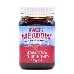 Sweet Meadow Rewarewa Liquid Honey