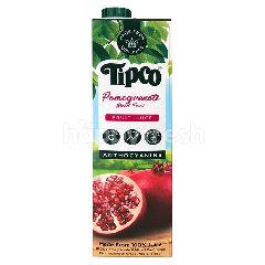 ทิปโก้ น้ำทับทิบผสมน้ำผลไม้รวม 100% 1 ลิตร