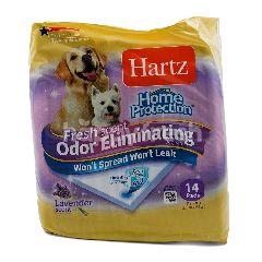 Hartz Home Protection Popok Anjing Pembasmi Bau Wangi Lavender
