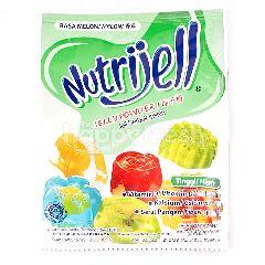 Nutrijell Serbuk Jeli Rasa Melon