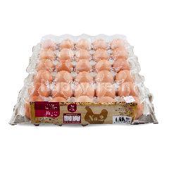 Big C Fresh Egg No.2 (30 Pcs)