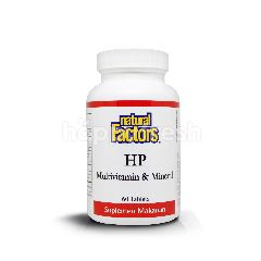 Natural Factor HP Multivitamin dan Mineral