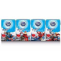 Dutch Lady UHT Milky Marvel Full Cream 4 x 125ml