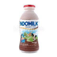 Indomilk Susu Steril Rasa Cokelat