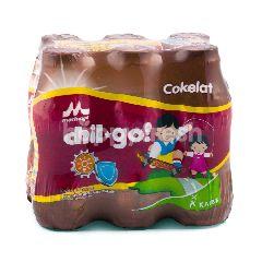 Morinaga Chil Go Minuman Susu Steril Rasa Coklat