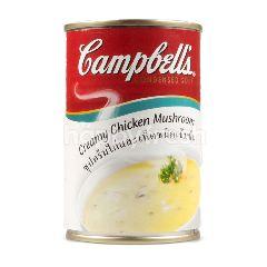 แคมเบลส์ ซุปครีมไก่และเห็ดชนิดเข้มข้น