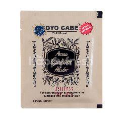 Koyo Cabe Porous Capsicum Plaster