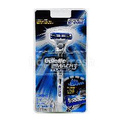 Gillette Mach 3 Turbo New Blades
