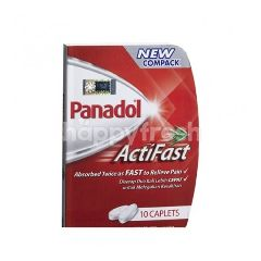 Panadol Actifast (10 Pieces)